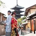 祇園 + 八坂塔