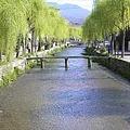 祇園 + 白川一本橋