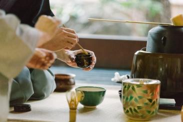 京都茶道体验