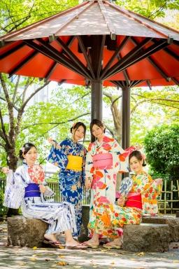 京都 浴衣租借优惠