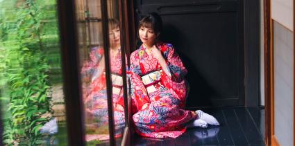 日式庭院照