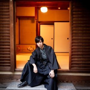 男性和服袴