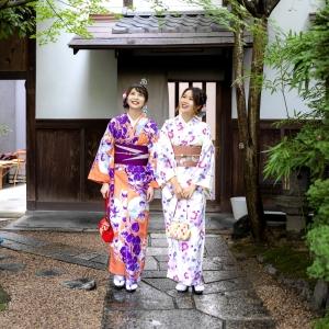 京都 和服体验