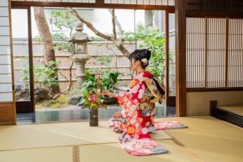 京都和服体验 二条城